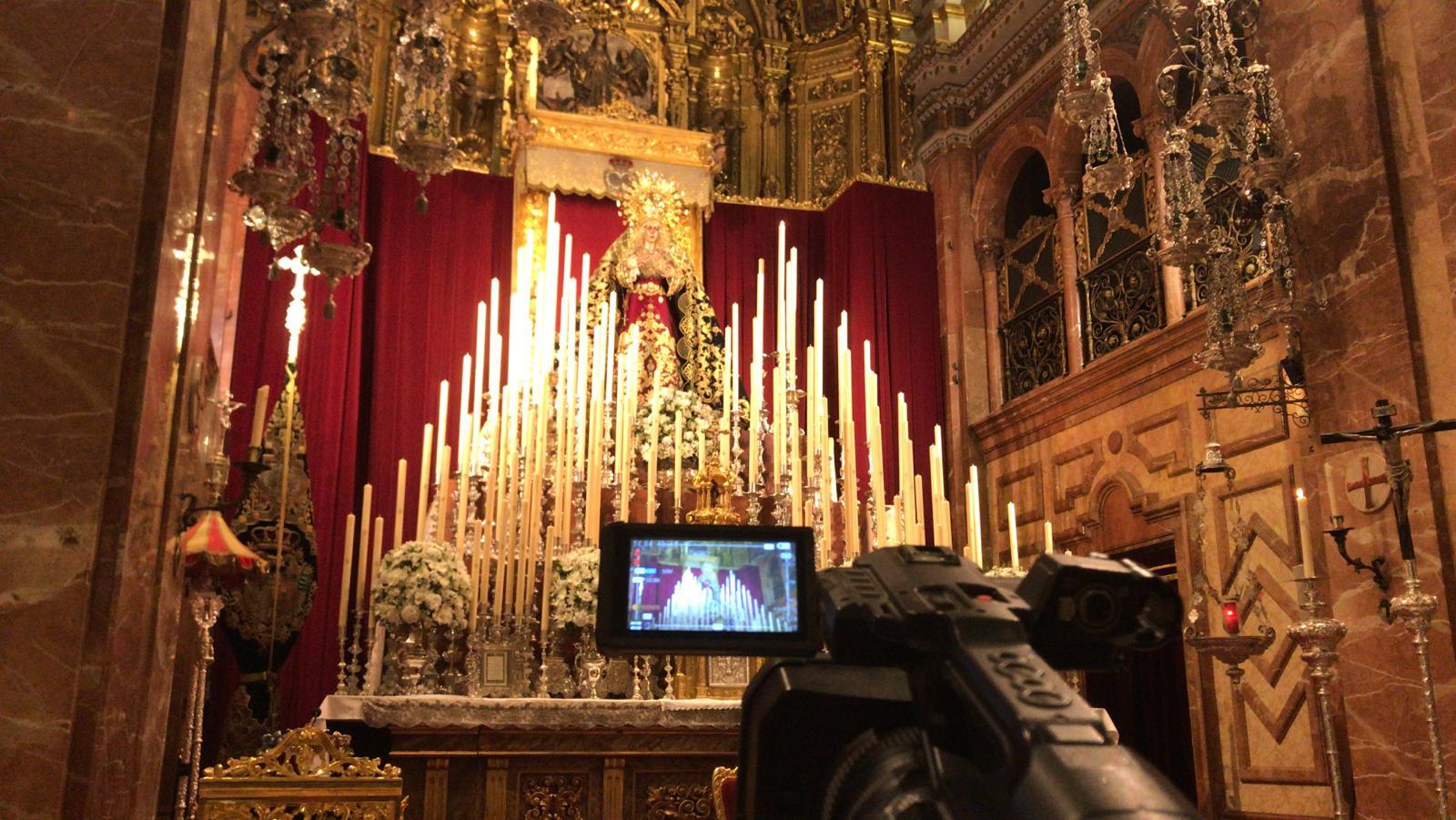 La retransmisión de Esperanza Macarena TV