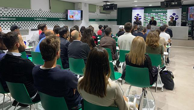 Scientiffic Nutrition, streaming en el Real Betis